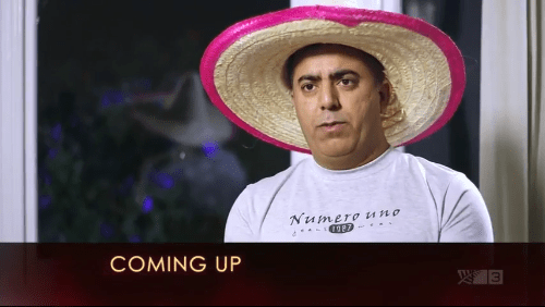 Come dine with me celebrity special 2019