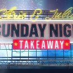 snt sunday night takeaway chris logo big