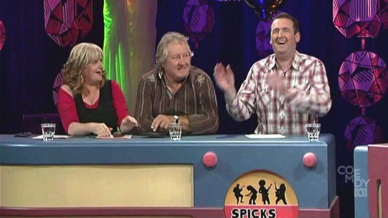 Spicks and Specks - Season 5 - SouthHemiTV